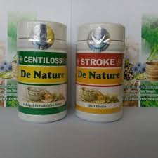 obat stroke, obat stroke denature, rahma herbal
