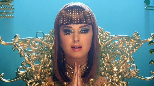Katy Perry - Dark Horse (feat. Juicy J) - Music Video Cover