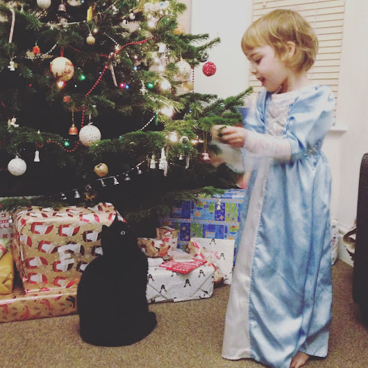 Five Ways My Cat Will Sabotage My Perfect Christmas