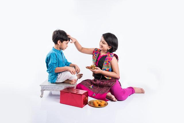 Raksha Bandhan Vidhi Images