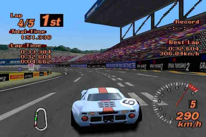 Gran Turismo 2 Download