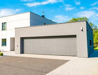 Segmentowa brama garażowa Vente K2 RFS 60 firmy KRISPOL