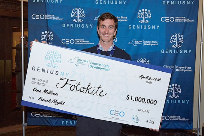 World's Best & Largest Business Competition for Unmanned Systems : GENIUS NY