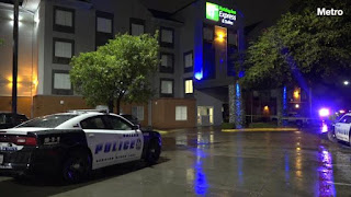 Dallas hotel security officer murdered