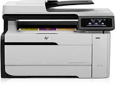 Image HP LaserJet Pro MFP M375 Printer Driver