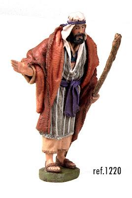 Pastor 12 cm.