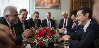 Πλάνο ανάπτυξης για Ηλεία και Δυτική Ελλάδα – Τι συζήτησε ο Τσίπρας στις συσκέψεις