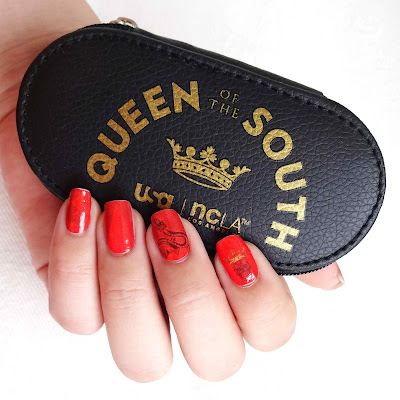 Queen of the South Nails