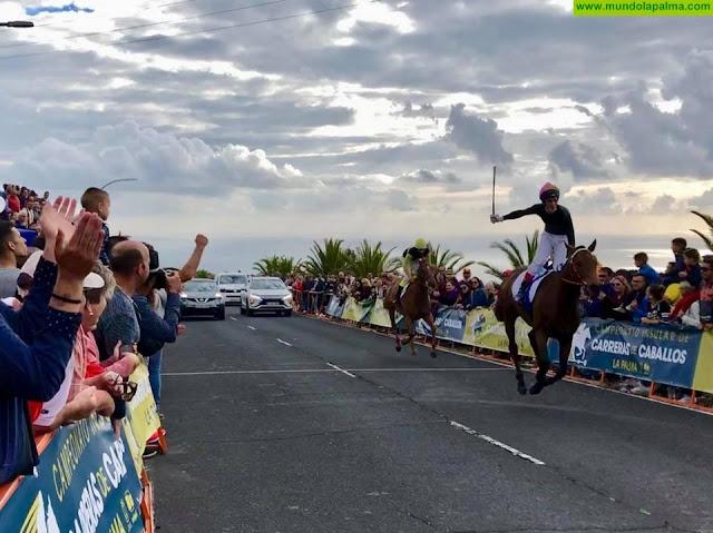 Las carreras de caballos regresan a las carreteras de la Isla con tres pruebas de velocidad y distancia de La Palma Ecuestre