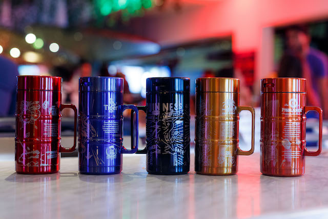 "The ""brew inspired art"" limited edition designer mugs"