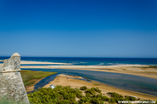 Las mejores playas del Algarve - Cacela Velha