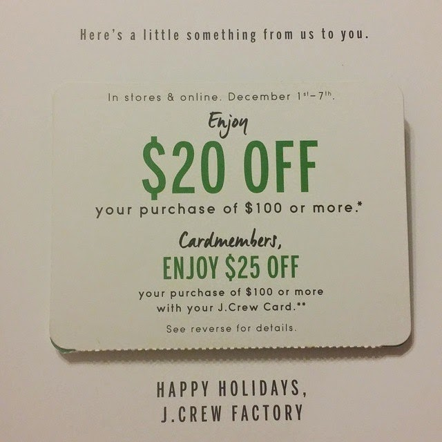 graphic regarding J Crew Factory Printable Coupons known as J staff 20 off on-line coupon code / Wcco eating out discounts