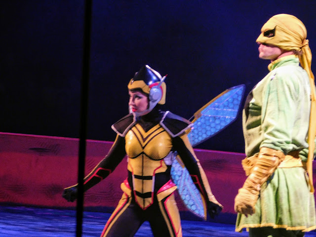 Avengers + Guardians of the Galaxy = Marvel Universe Live! (photos)