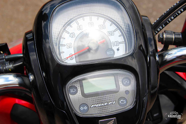 Meter All New Honda Scoopy Pontianak | kaharsan