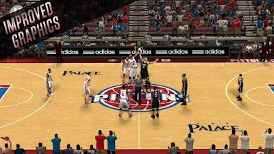 NBA 2K16 Mod v0.0.29 Apk Terbaru Gratis