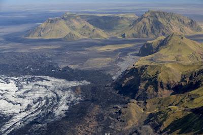 Katla es uno de los principales volcanes de la Isla