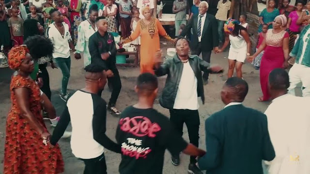 VIDEO: Shetta Ft. Mzee Wa Bwax - Uswahilini