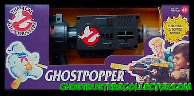 Kenner The REAL Ghostbusters Ghostpopper Roleplay Toy