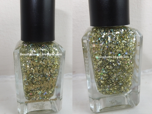 Barry M Yellow Topaz