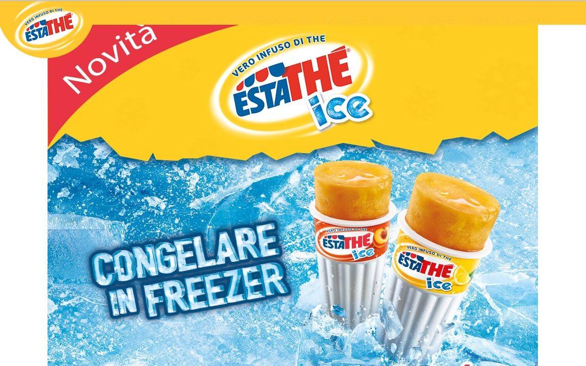 Canzone Pubblicità Estathè Ice | Luglio 2016