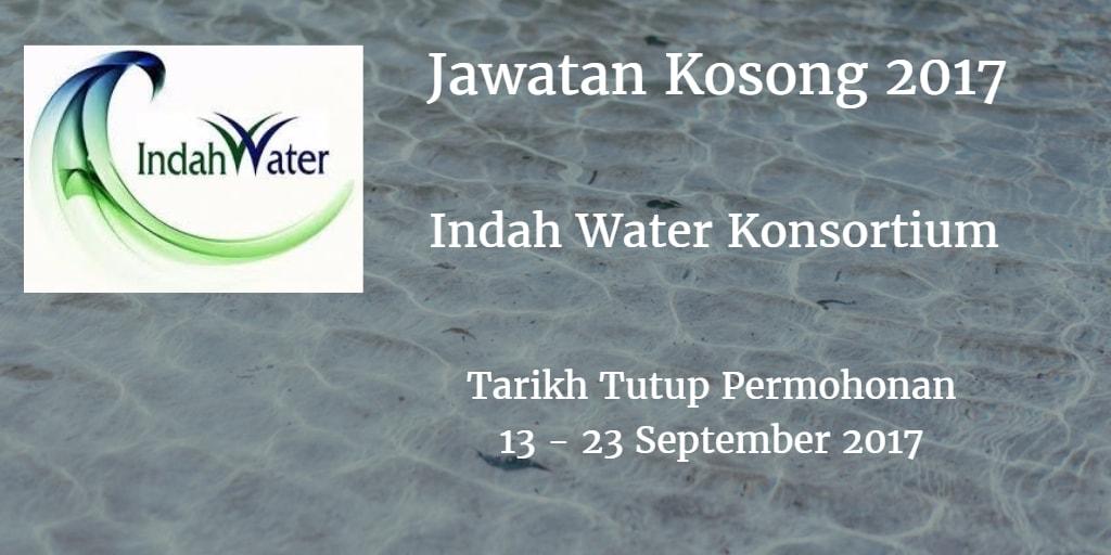 Jawatan Kosong IWK 13 - 23 September 2017