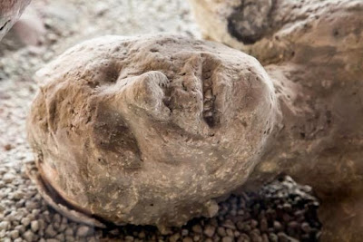 Žrtve vulkana pronađene, na tijelima znakovi agonije teške smrti.