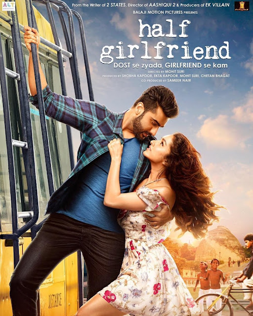 Half Girlfriend (2017) Hindi Movie Free Download HD 720p