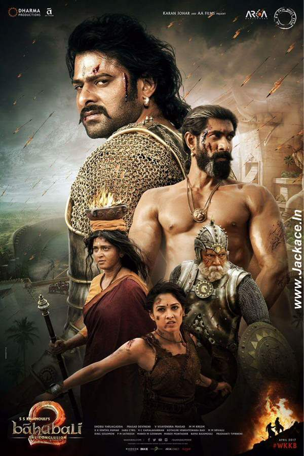 Baahubali 2: The Conclusion Posters