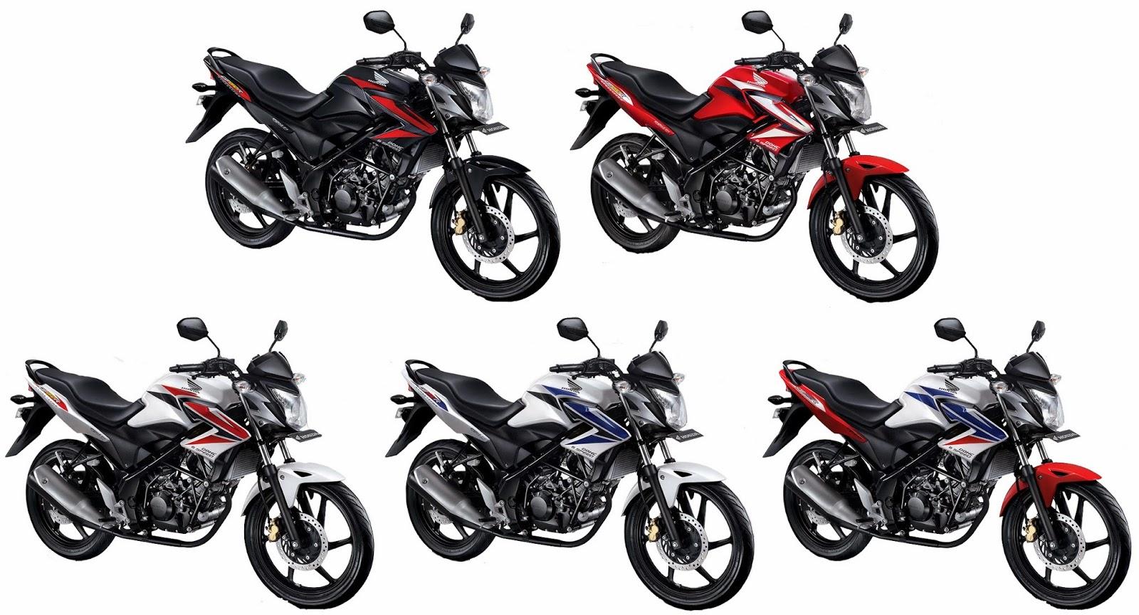 Daftar Harga Motor Honda Terbaru 2017 di Indonesia