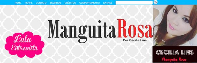 Lulu Entrevista: Cecília Lins do blog Manguita Rosa