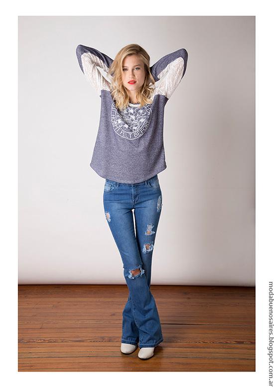 Pantalones invierno 2016 ropa de moda mujer Nuara.