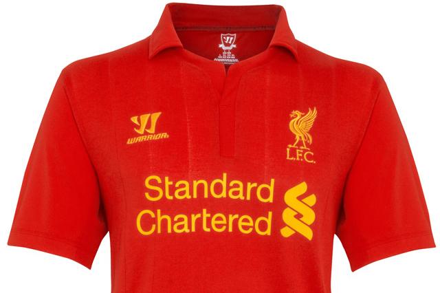 As Camisas Que O Liverpool Vai Usar Nesta Temporada
