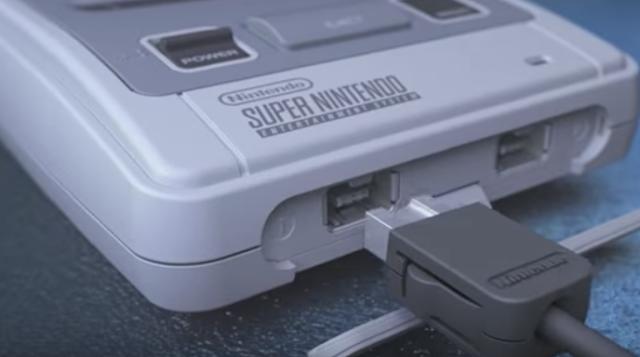 SNES Mini nos muestra su funcionalidad de rebobinar y un nuevo tráiler