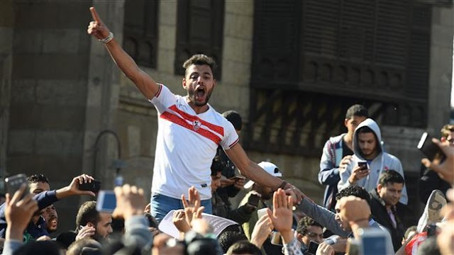 Nine people wounded in clashes between protesters, police in Cairo