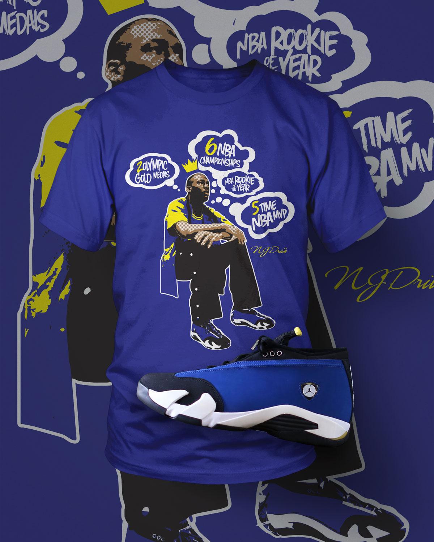 094035013c82cb NJ Drive Clothing Blog  Air Jordan Laney Low 14 Tee