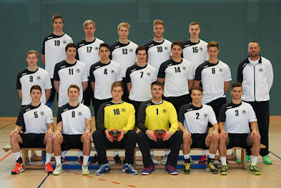 Germany-Handball-team-for-rio-olympics-2016