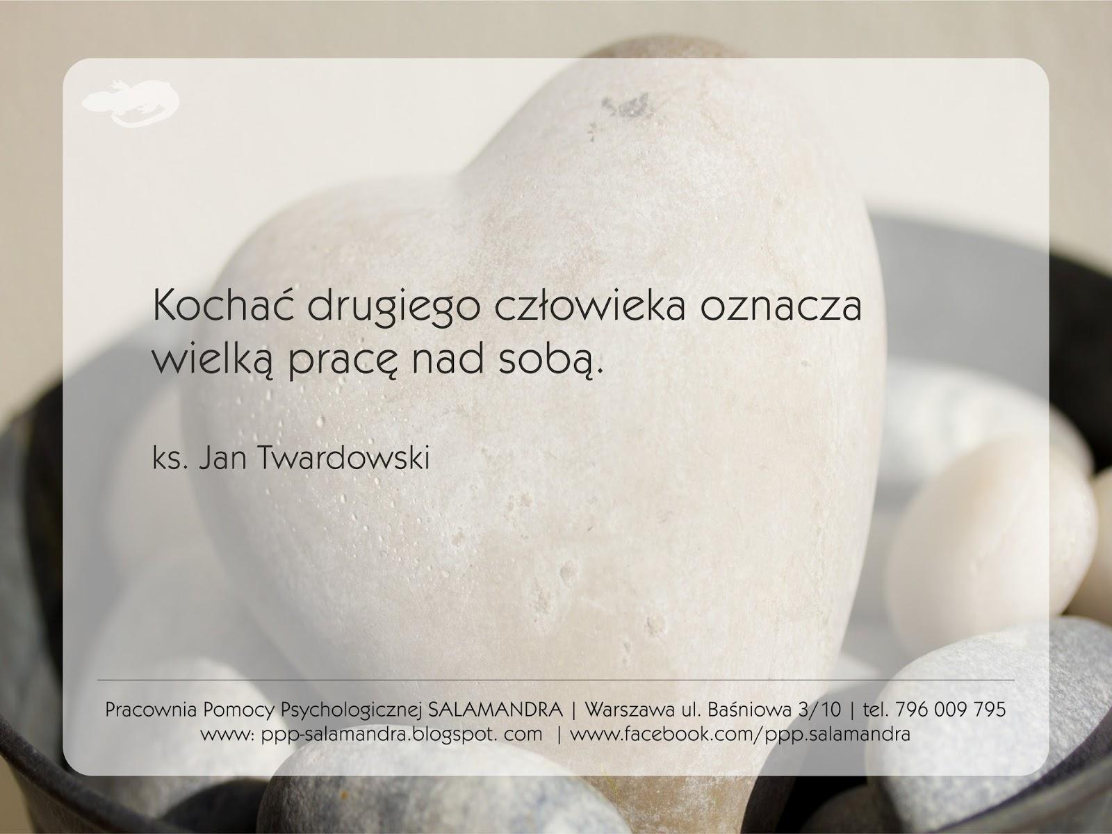 Dobry psycholog Warszawa o miłości