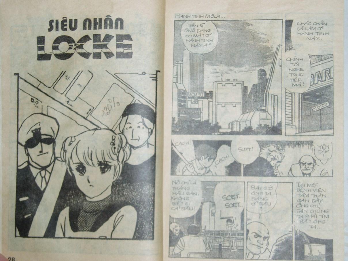 Siêu nhân Locke vol 12 trang 13