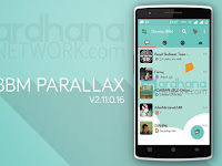 BBM Parallax Competition V2.11.0.16 Apk Terbaru