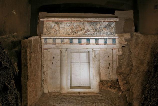 1977: Τις ημέρες που ανακαλύφθηκε ο Τάφος του Φιλίππου Β' -ΒΙΝΤΕΟ