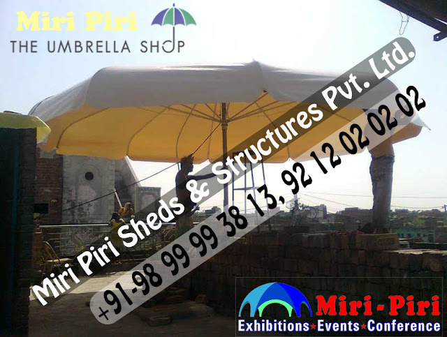 Manufacturers of Residential Umbrellas, Garden Umbrellas Manufacturer India, Wooden Umbrella Manufacturers India, Manufacturers