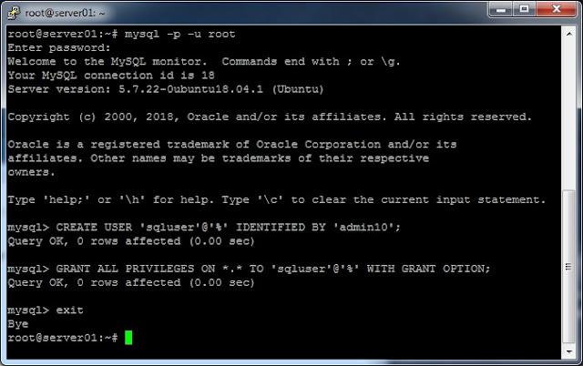 php6 - Cara Install Apache, Php7, MySQL Server dan PhpMyadmin pada Ubuntu Server 18.04 LTS
