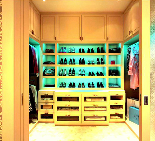 Walk In Wardrobes The Perfect Clothes Solution: Passion For Luxury : Walk-in-Closets The Perfect Solution