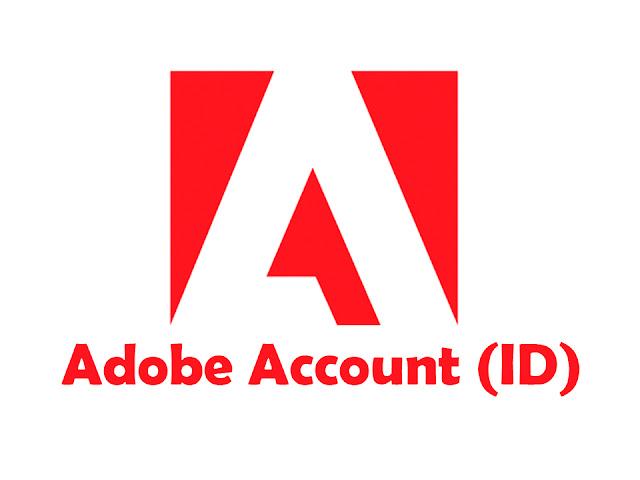 طريقة عمل حساب في شركة ادوبي