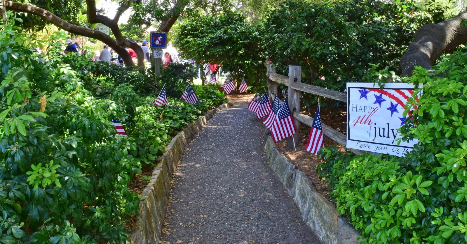 14th Annual Carmel By The Sea 4th Of July Celebration In