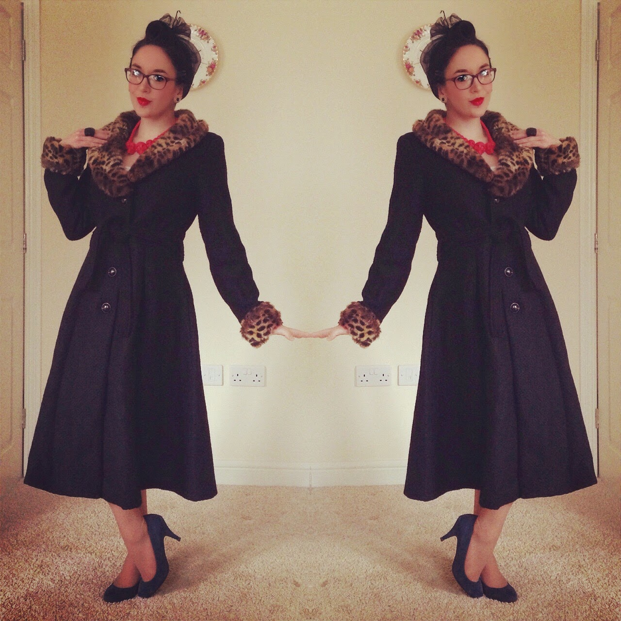 Ashley coat from Collectif