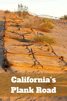 Travel the World: The Plank Road in Southern California, which helped connect Arizona to San Diego, is a surviving remnant of Americana and an off-the-beaten-path travel destination.