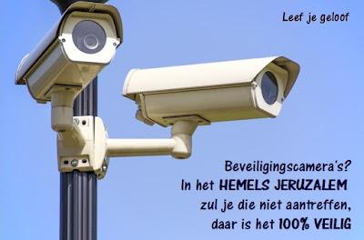 Leef je geloof: Veilig in het nieuwe Jeruzalem, Hillie Snoeijer