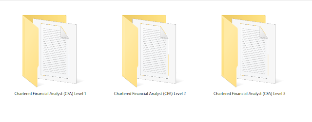 Materi Chartered Financial Analyst (CFA) Level 1 , 2 dan 3