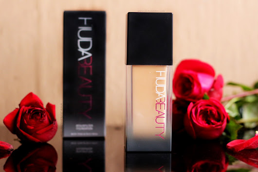 Huda Beauty Faux Filter Foundation Review- Is It Worth Your Hard-Earned Cash?